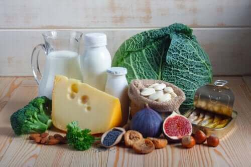 Konsekvensene av kalsiummangel