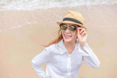 Råd for å beskytte øynene i løpet av sommeren