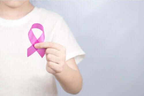 Brystkreftsløyfe