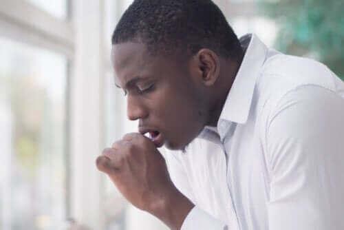 Hva betyr en hoste med grønt slim?