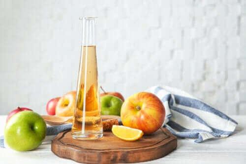 6 bivirkninger av overdreven bruk av eplecidereddik