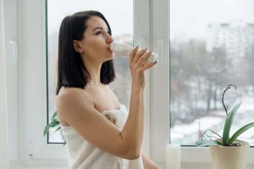 Å spise yoghurt når man har diaré: Er det greit?