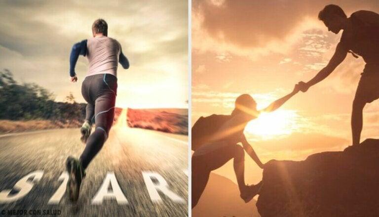 Fire effektive måter å øke viljestyrken din på