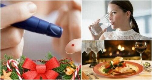7 måter å kontrollere diabetes på i løpet av juleferien