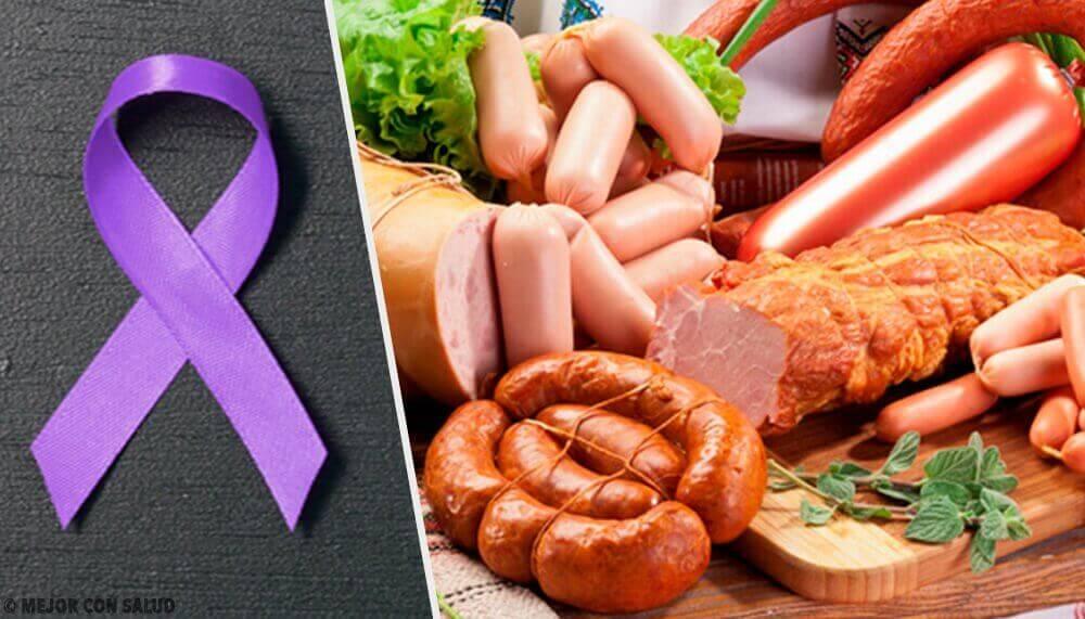 Matvarer som inneholder natriumnitrat og som kan være kreftfremkallende