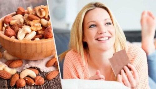 Næringsrik mat som forbedrer humøret ditt