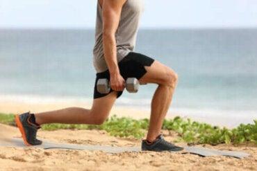 Typer mat som styrker sener og muskler