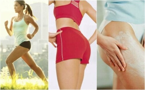 Vil du gå ned i vekt og tone lårene dine? Prøv disse 6 triksene