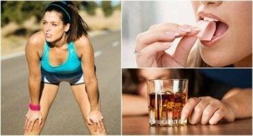 6 ting du aldri burde gjøre på tom mage
