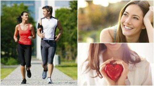 8 grunner til at du bør begynne å trene