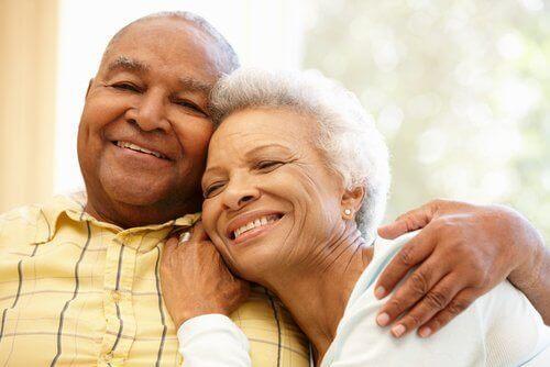 et eldre par