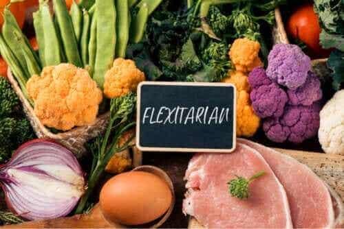 Oppdag fordelene med fleksitarisme
