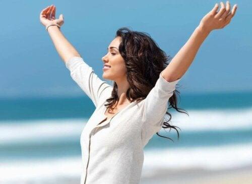Frisk luft øker forventet levealder.
