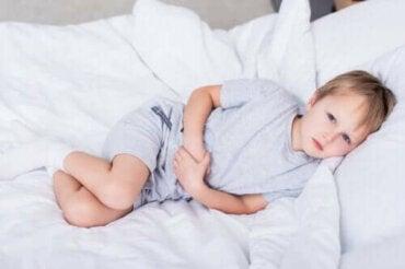 Hjemmeremedier for gastritt hos barn