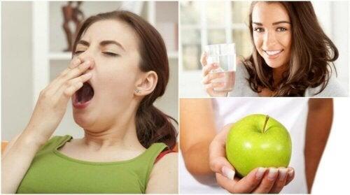 6 gode vaner som vil gi deg energi om morgenen