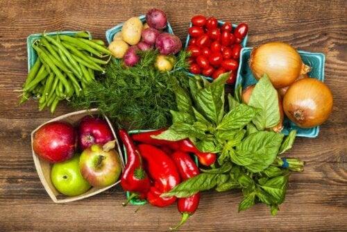 Grønnsaker.