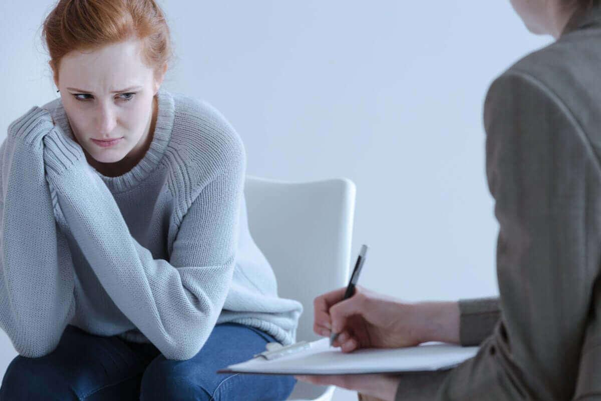 Psykologisk behandling av spiseforstyrrelser