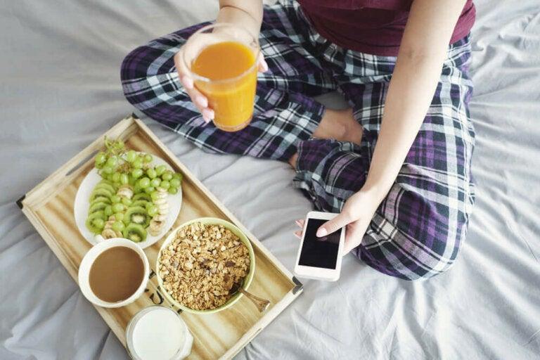 De sunneste matvarene du kan spise til frokost