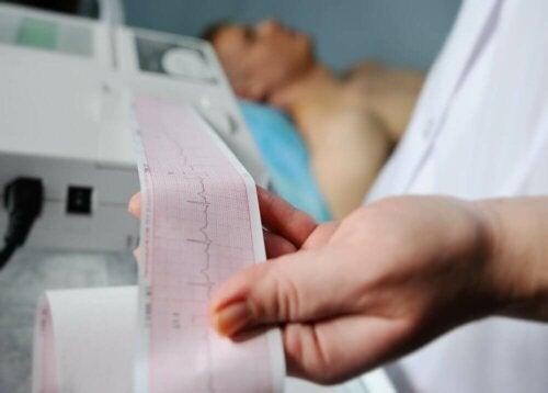 Mann som kan få diagnose kan redde liv. - hva er et hjerteinfarkt