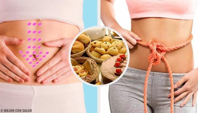 Matvarer som påvirker fordøyelsen og fører til forstoppelse