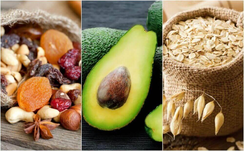 Topp 6 matvarer for å øke det gode kolesterolet (HDL)