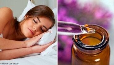 Midler for å bekjempe søvnløshet og sove bedre