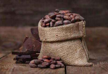 Overvinne tristhet - kakao