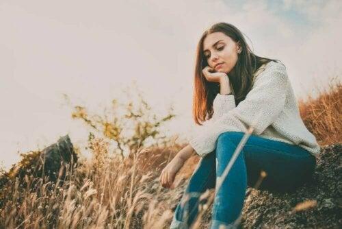 Kan du overvinne tristhet med naturlig mat?