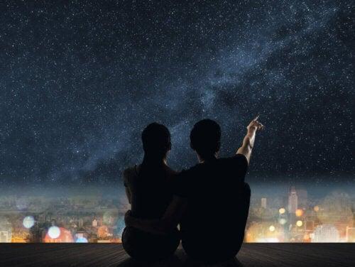 Jeg strekker meg etter stjernene med eller uten deg