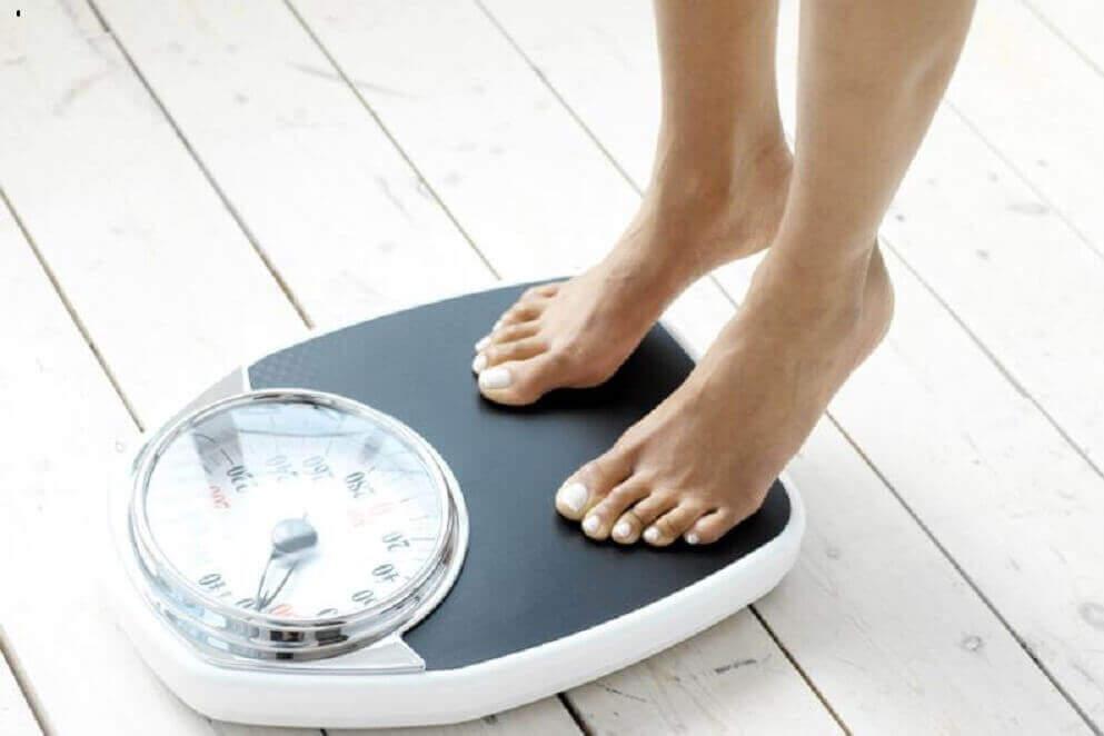 Det hjelper deg med å opprettholde en sunn vekt