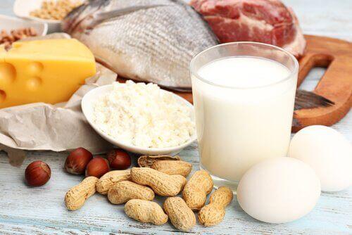 Deilige oppskrifter rike på proteiner