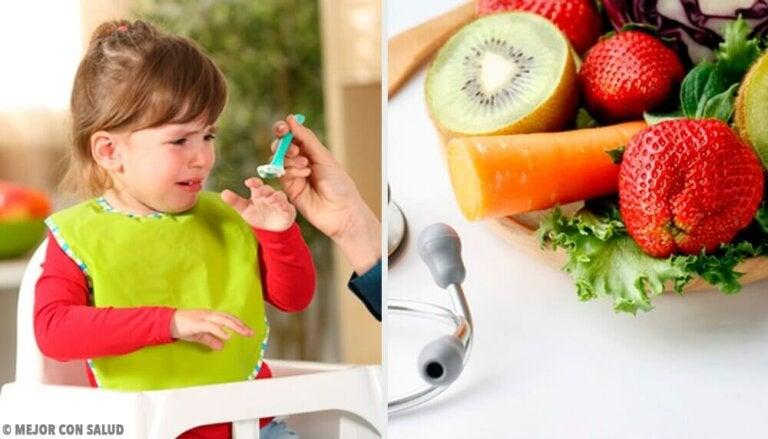 Hva betyr det å ha selektiv spiseforstyrrelse?