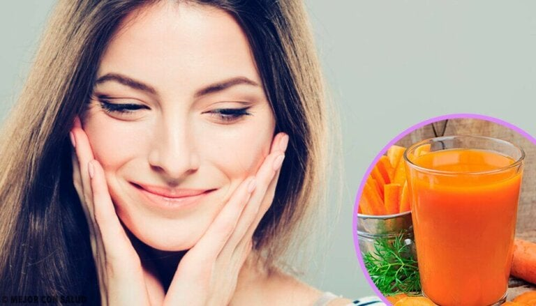 Tips til matvarer som gir deg en sunn hud