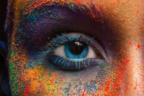 Øyne som endrer farge: Sannheter og myter