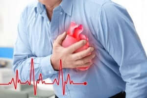 5 måter å gjenkjenne et hjerteinfarkt på