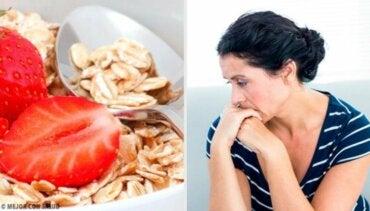 5 sunne matvarer som beroliger angsten din