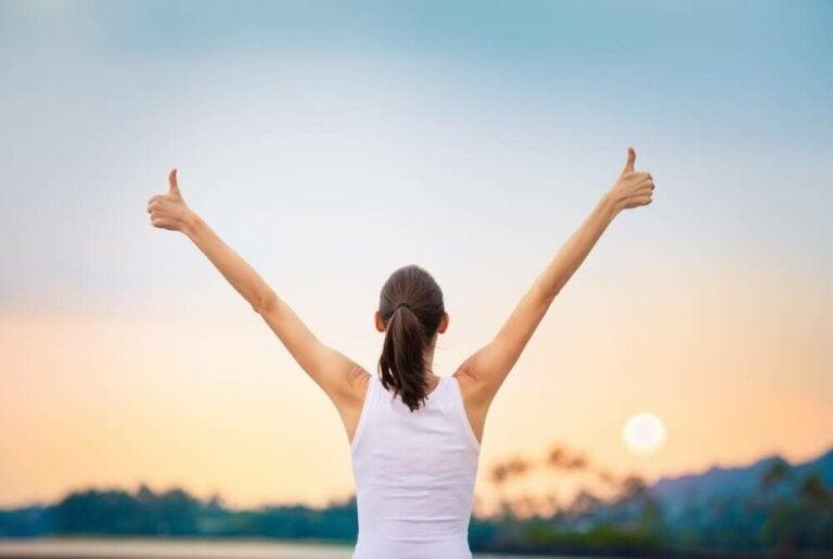 5 trinn for å få tilbake energien din