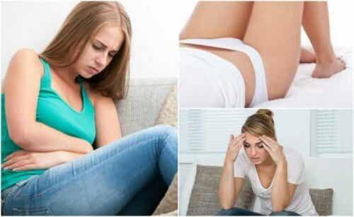 6 uregelmessigheter i menstruasjonen du ikke bør ignorere
