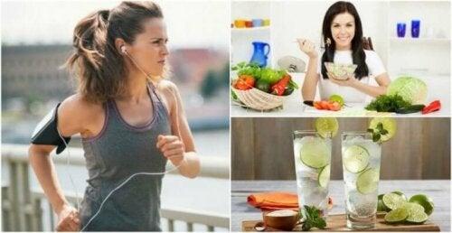 Seks tips å følge hvis du vil komme i form