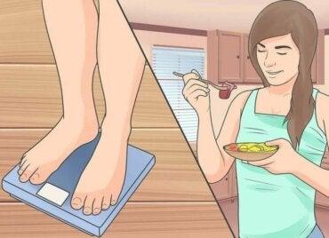 7 matvarer som hjelper deg med å gå opp i vekt på en sunn måte