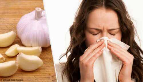 7 matvarer som bidrar til å lindre forkjølelse
