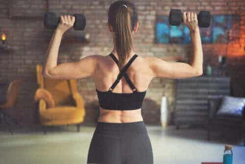De beste ryggøvelsene med manualer