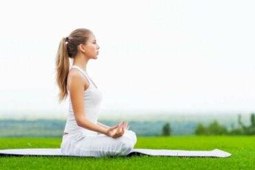 De beste yogastillingene for nybegynnere