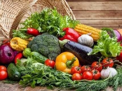 Grønnsaker forhindrer kreft