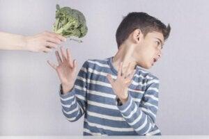 Prøv dette for barn som nekter å spise grønnsaker