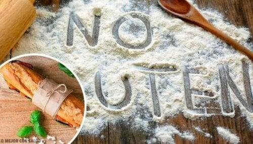 Hvordan erstatte brødet i smørbrød med glutenfrie alternativer