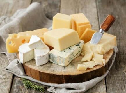 Hvordan velger du den sunneste osten?