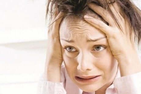 Identifiser hva som gjør deg nervøs
