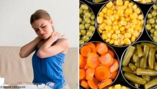 Matvarer du trenger hvis du har en stillesittende jobb