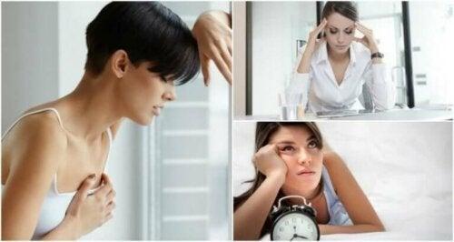 Seks ting som får deg til å føle kronisk utmattelse i løpet av dagen